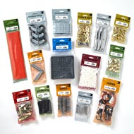 Bulk Hardware Diy & Hardware - Image of Pegboard Hooks & Accessories Range Products